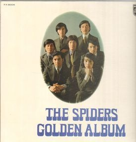 The Spiders - Golden Album