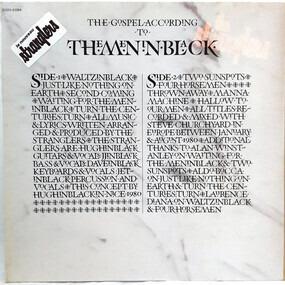 The Stranglers - The Gospel According to the Meninblack
