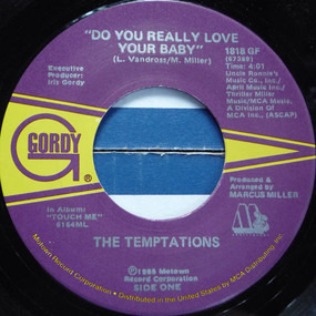 The Temptations - Do You Really Love Your Baby