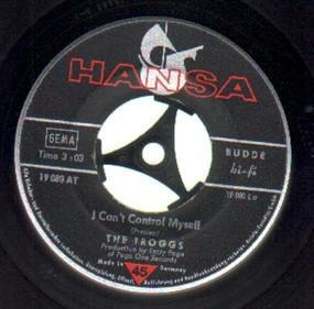 The Troggs - I can't control myself / gonna make you