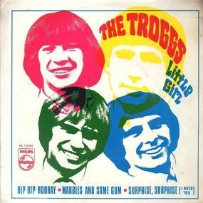 The Troggs - Little Girl