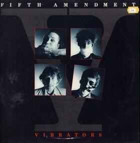 The Vibrators - Fifth Amendment