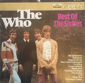 The Who - Best Of The Sixties