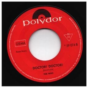 The Who - Pictures Of Lily / Doctor! Doctor!