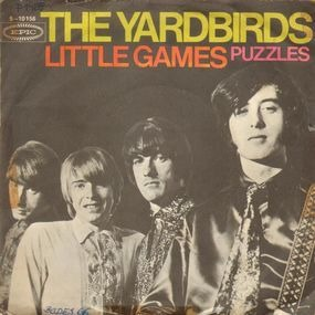 The Yardbirds - Little Games / Puzzles