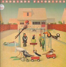 The Yardbirds - Favorites