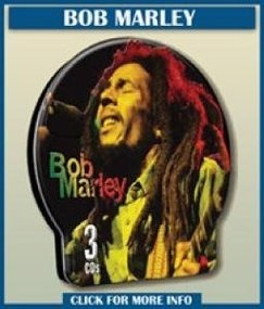 Bob Marley - Metall Box
