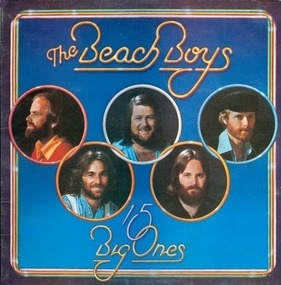 The Beach Boys - 15 Big Ones