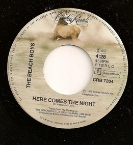 The Beach Boys - Here Comes The Night