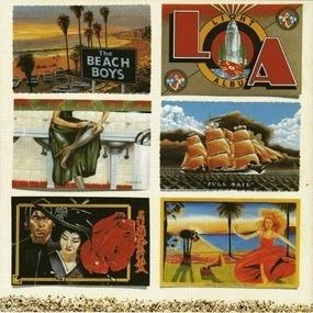 The Beach Boys - L.A. (Light Album)