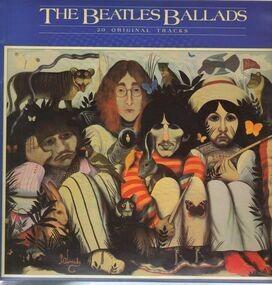 The Beatles - Ballads