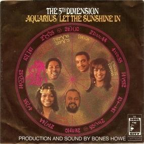 Fifth Dimension - Medley: Aquarius/Let The Sunshine In (The Flesh Failures) / Don'tcha Hear Me Callin' To Ya