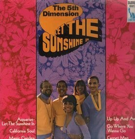 The 5th Dimension - Let The Sunshine In