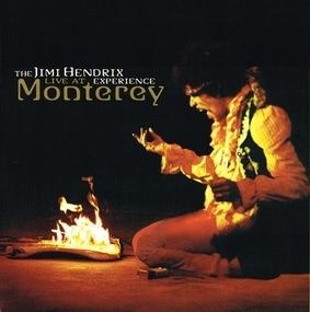 Jimi Hendrix - Live At Monterey