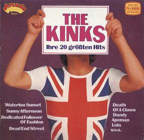 The Kinks - Ihre 20 Größten Hits