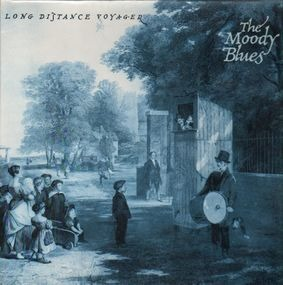 The Moody Blues - Long Distance Voyager