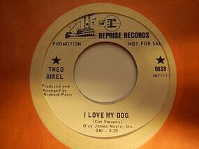 Theodore Bikel - I Love My Dog / Lady Jane