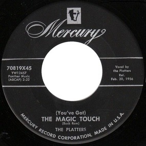The Platters - (You've Got) The Magic Touch / Winner Take All