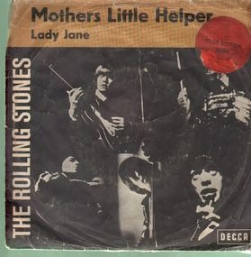 The Rolling Stones - Mothers Little Helpers / Lady Jane