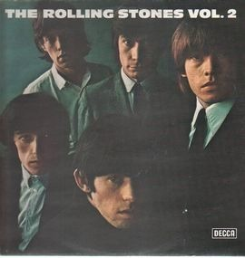 The Rolling Stones - No. 2/Vol. 2