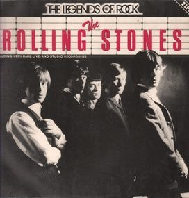 The Rolling Stones - The Legends Of Rock