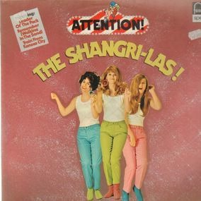 The Shangri-Las - Attention