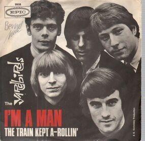 The Yardbirds - I'm A Man