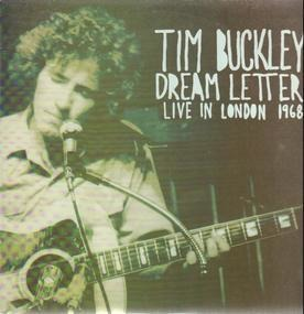 Tim Buckley - Dream Letter Live in London 1968