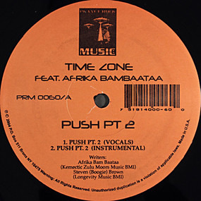 Time Zone - Push Pt. 2