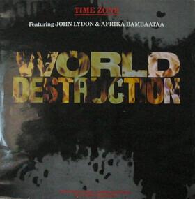 Time Zone - world destruction