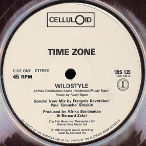 Time Zone - Wildstyle (Special New Mix)
