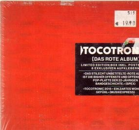 Tocotronic - Tocotronic (Das Rote Album)