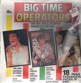 Tom Jones - Big Time Operators