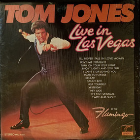 Tom Jones - Live in Las Vegas