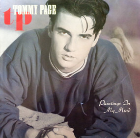 Tommy Page - Paintings in My Mind