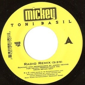 Toni Basil - Mickey (Remixes)