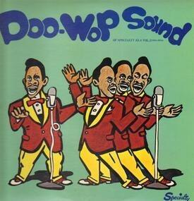 Tony Allen - Doo-Wop Sound Of Speciality