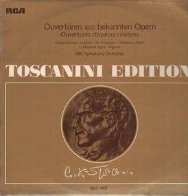 Giuseppe Verdi - Ouvertüren aus bekannten Opern (Toscanini)
