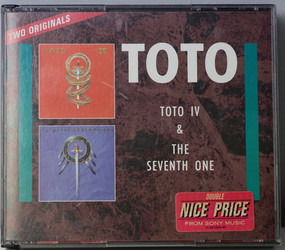 Toto - Toto IV & The Seventh One