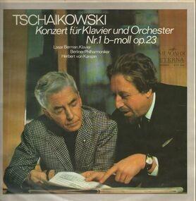 Pyotr Ilyich Tchaikovsky - Klavierkonzert f KJlavier u. Orchester Nr 1 b-moll op.23