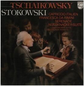 Pyotr Ilyich Tchaikovsky - Capriccio Italien, Serenade, Nussknacker