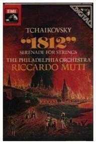 Pyotr Ilyich Tchaikovsky - '1812' Overture / Serenade For Strings
