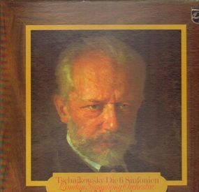 Pyotr Ilyich Tchaikovsky - Die 6 Sinfonien