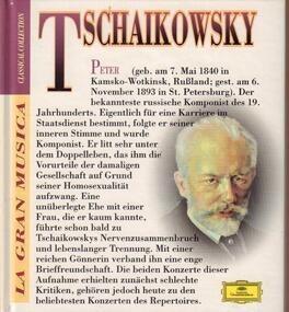 Pyotr Ilyich Tchaikovsky - Klavierkonzert Nr. 1 / Violinkonzert