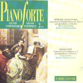 Pyotr Ilyich Tchaikovsky - Piano Concerto No. 1 op. 23 / Piano Concerto No. 2