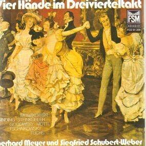 Pyotr Ilyich Tchaikovsky - Four Hands in Three-four Time