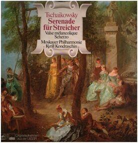 Pyotr Ilyich Tchaikovsky - Serenade für Streicher