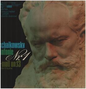 Pyotr Ilyich Tchaikovsky - Sinfonie Nr.1 g-moll op.13 'Winterträume'