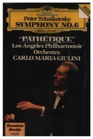 Pyotr Ilyich Tchaikovsky - Symphony No. 6. 'Pathétique'