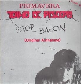 Tullio De Piscopo - Primavera (Stop Bajon)